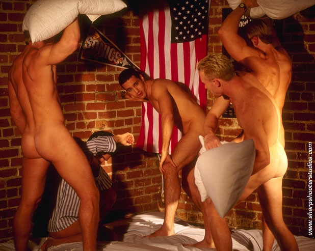 College men naked jocks