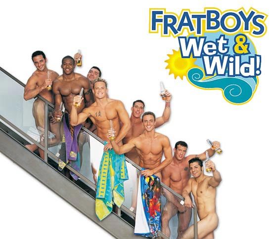 Frat Boys Male Adult Video