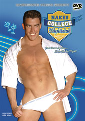 Naked College Night Club Box Cover